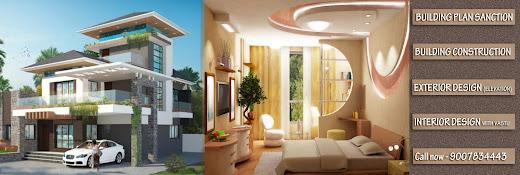 Exterior Interior Design ConsultancyRajpur Sonarpur