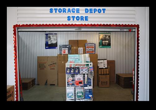 Storage Depot, 2525 I-10, Orange, TX 77630, Self-Storage Facility