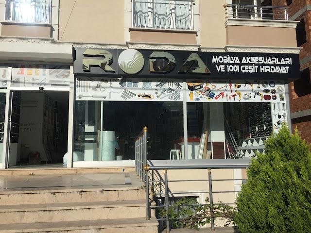 Roda Mobilya Aksesuarı ve Hırdavat