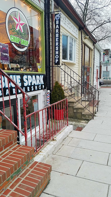 Blue Spark Barbershop