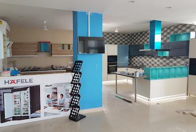 AANANDAM Modular Kitchen & WardrobesKota