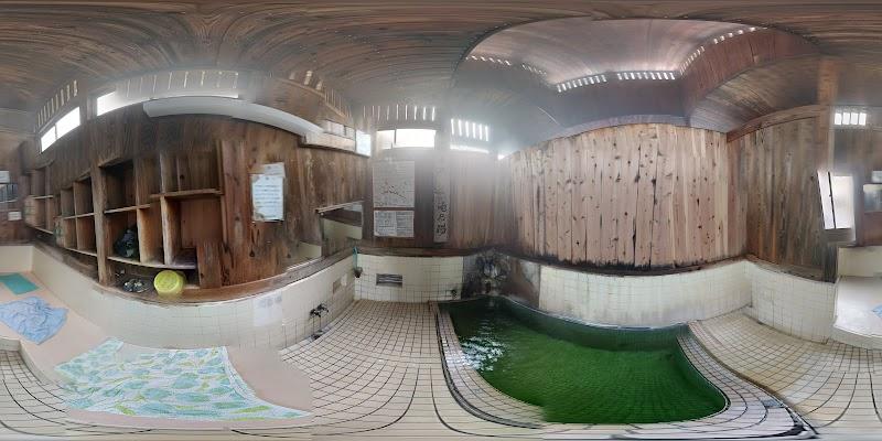 野沢温泉 外湯 滝の湯