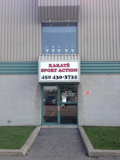 Arts martiaux Karate Sport Action à Blainville (QC)   CanaGuide