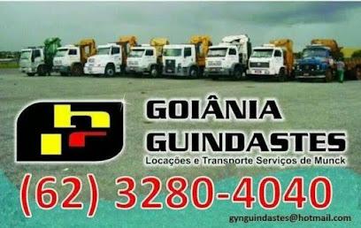 Goiânia Guindastes Locação e Transportes