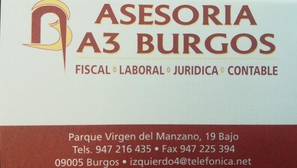 Asesoria A3 Burgos