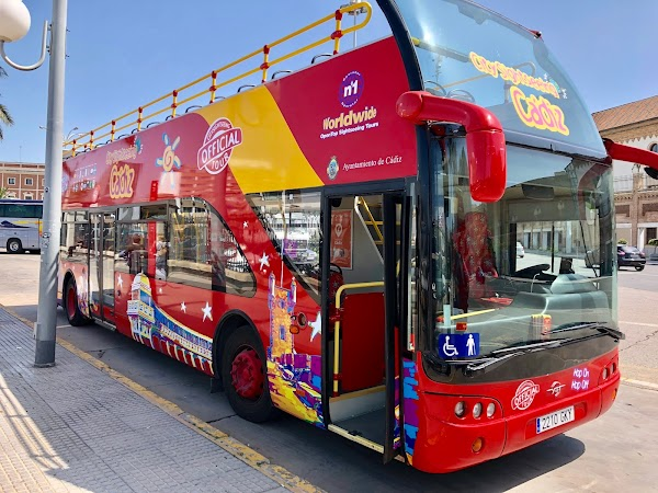 City Sightseeing Cadiz