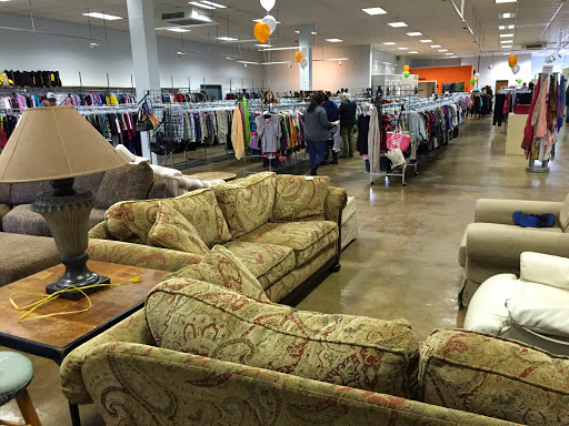 Hope Family Thrift Store, 1122 E 51st St, Austin, TX 78723, Thrift Store