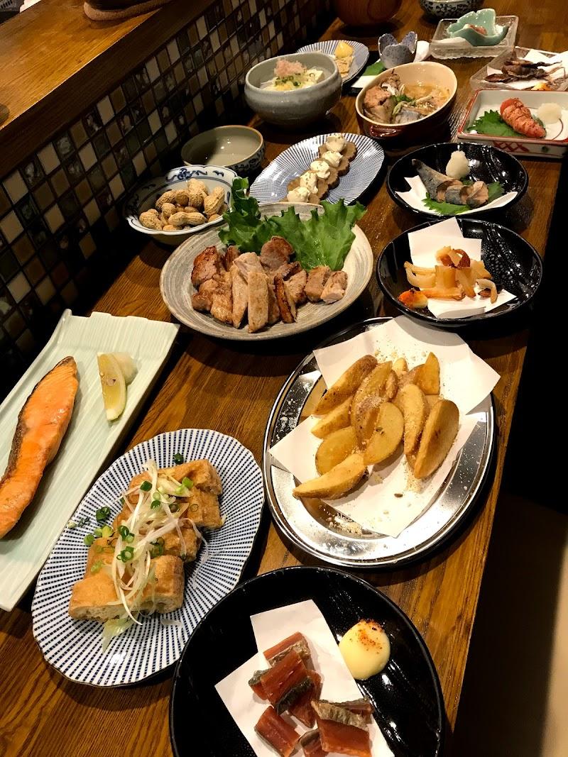 純米カップ酒居酒屋 てんてんてん 幡ヶ谷店