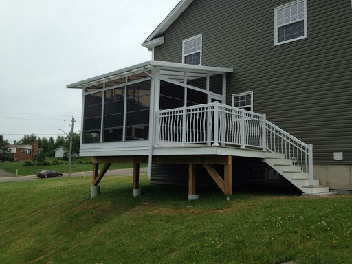 Terasse Wayside Sunrooms / Four Seasons Sunrooms à Moncton (NB) | LiveWay