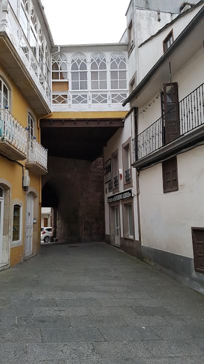 Porta da Vila, Viveiro