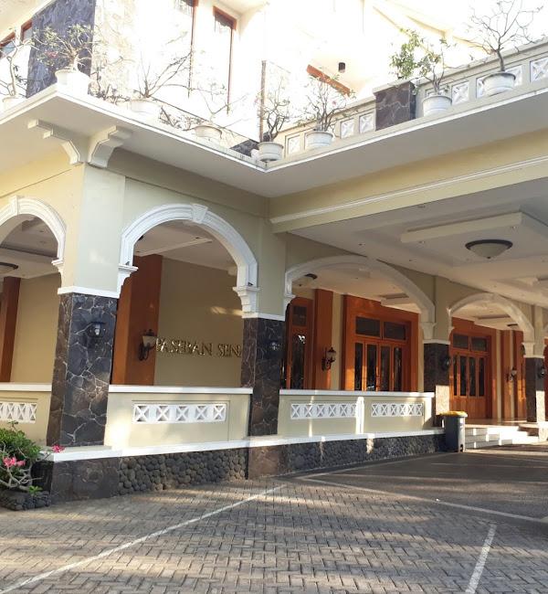 Paseban Sena (Ballroom, Hotel & Restaurant)