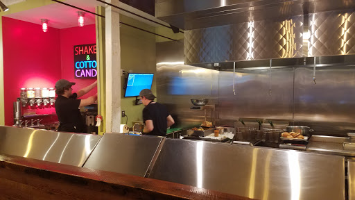 Hamburger Restaurant «NN BURGER - Tappahannock», reviews and photos, 303 Queen St #911, Tappahannock, VA 22560, USA