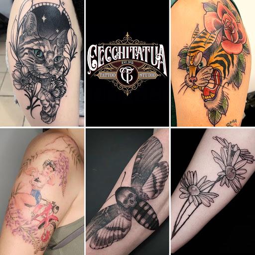 Cecchitatua Tattoo Studio Torino