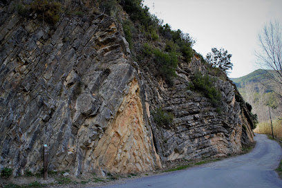 Anticlinal de Sot de Chera