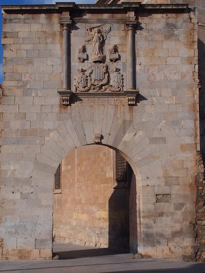 Arco de Santo Domingo o Puerta de la olma