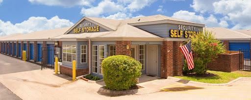 Security Self Storage, 13414 West Ave, San Antonio, TX 78216, Self-Storage Facility