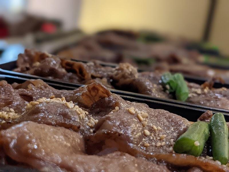 【肉匠親方】親方焼肉弁当