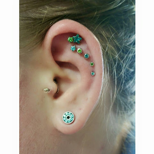 Body Piercing Shop «Good Luck Piercing Parlour», reviews and photos, 2286 Montgomery Hwy, Dothan, AL 36303, USA