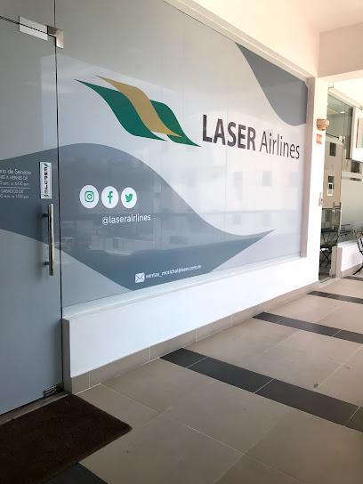 Laser Airline ( Linea Aerea De Servicio Ejecutivo Regional)