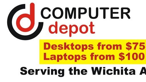 Computer Repair Service «Computer Depot», reviews and photos, 843 S Woodlawn Blvd, Wichita, KS 67218, USA