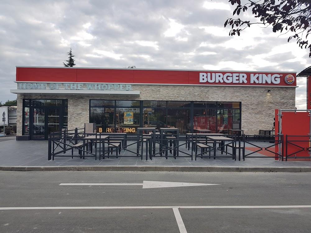 photo du resaurant Burger King
