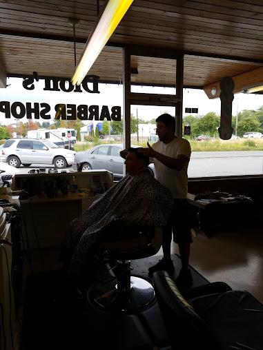 Dion's Barber Shop
