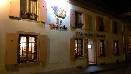 photo du restaurant Restaurant Le Bratzala chez paulette