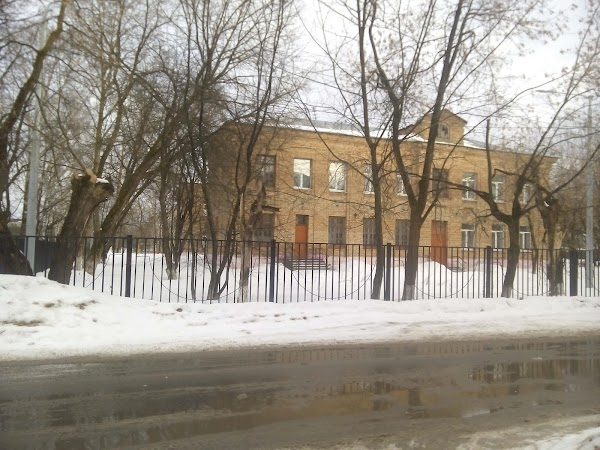 Средняя школа «МБОУ сош №30» в городе Электроугли, фотографии
