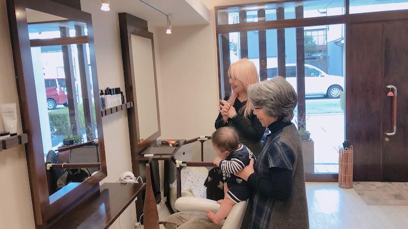 狭山市 美容室 《髪処かんざし》