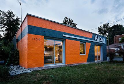 Alloy Workshop: Architecture + Construction + Graphic Design