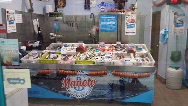 Pescadería Manolo
