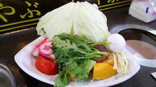 湖口鍋神日式涮涮鍋