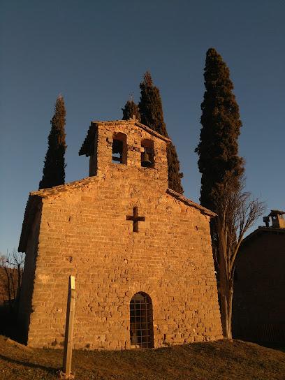 Iglesia de Sant Jaume de Fenollet