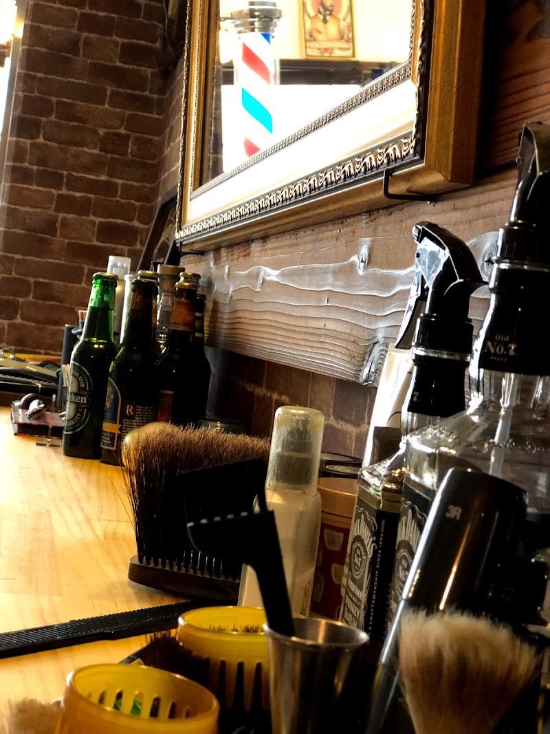 ARROWS barber shop