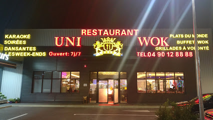 photo du restaurant Uni Wok