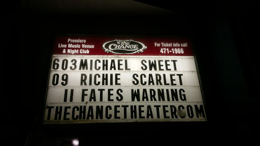 Live Music Venue «The Chance Theater», reviews and photos, 6 Crannell St, Poughkeepsie, NY 12601, USA