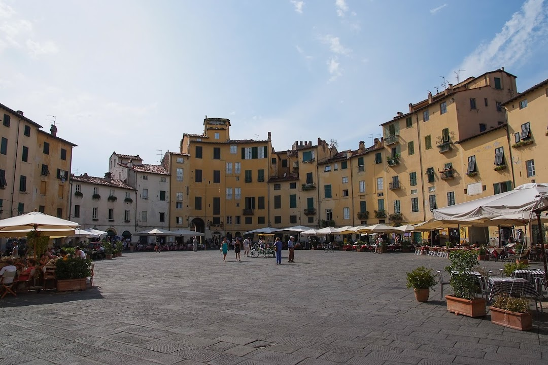Town of Lucca