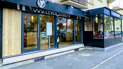 photo du restaurant Seven Sushi Halal Jap/Thaï