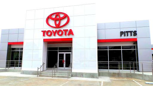 Toyota Dealer «Pitts Toyota», Reviews And Photos, 210 N Jefferson St, Dublin,  GA 31021, ...