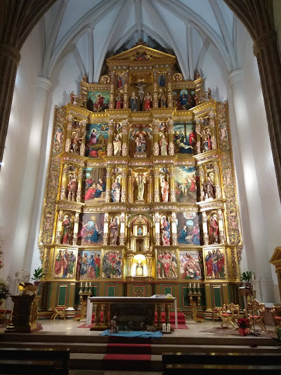 Parish of St. Mary Magdalene