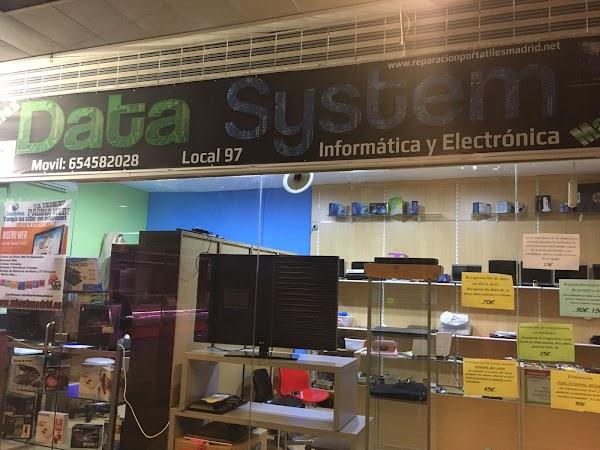 Reparación de ordenadores y portátiles - Data System