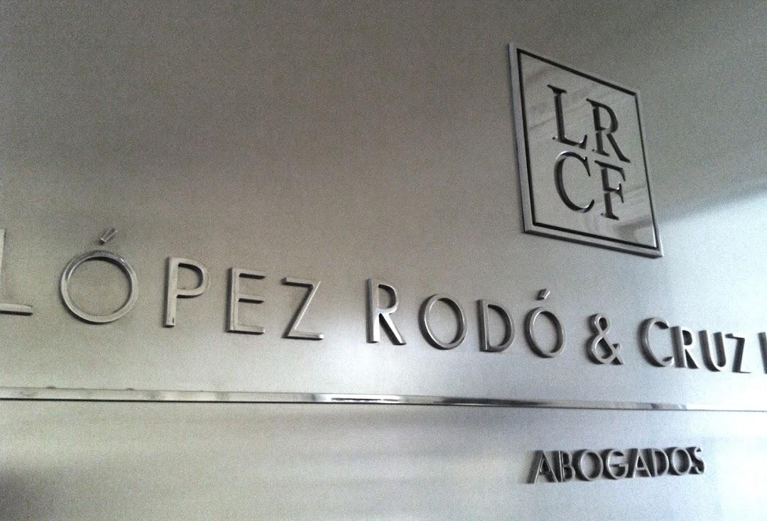 ABOGADOS LÓPEZ RODÓ & CRUZ FERRER