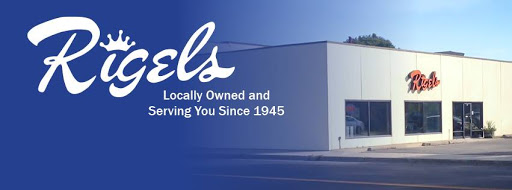 Appliance Store «Rigels Inc», reviews and photos, 609 Main Ave, Moorhead, MN 56560, USA