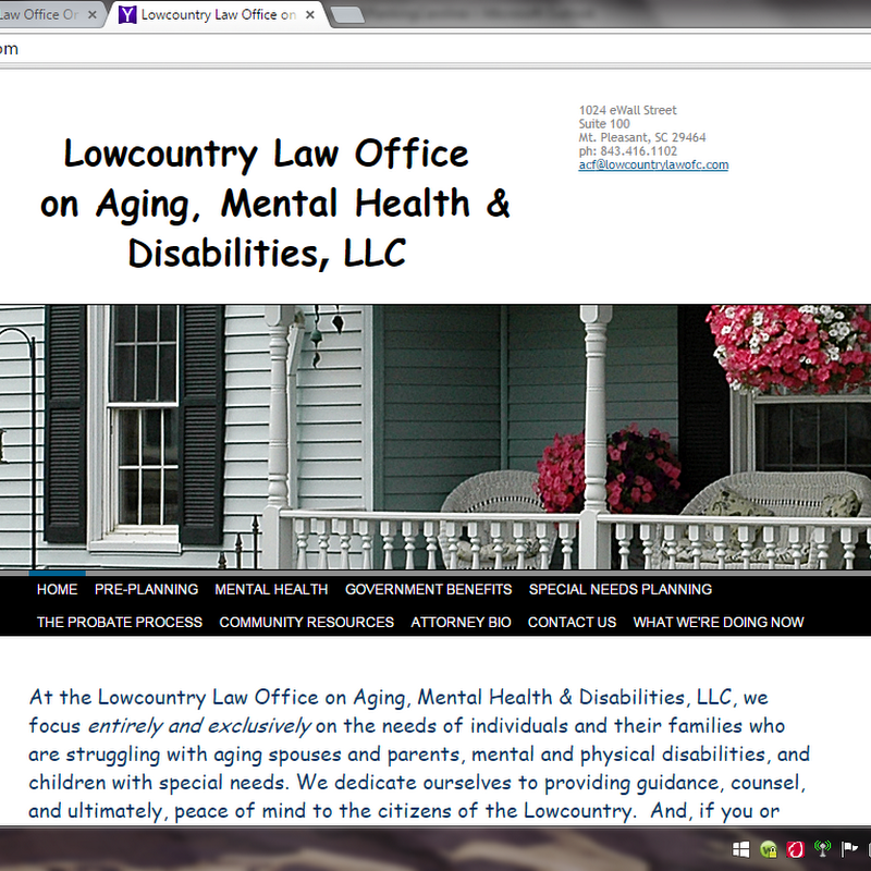 Lowcountry Law Office On Aging Image
