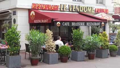 photo du restaurant Le Vendôme