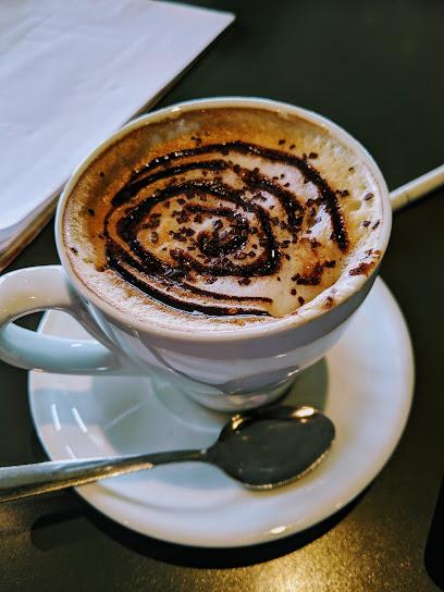 Cafe Morgane Brien