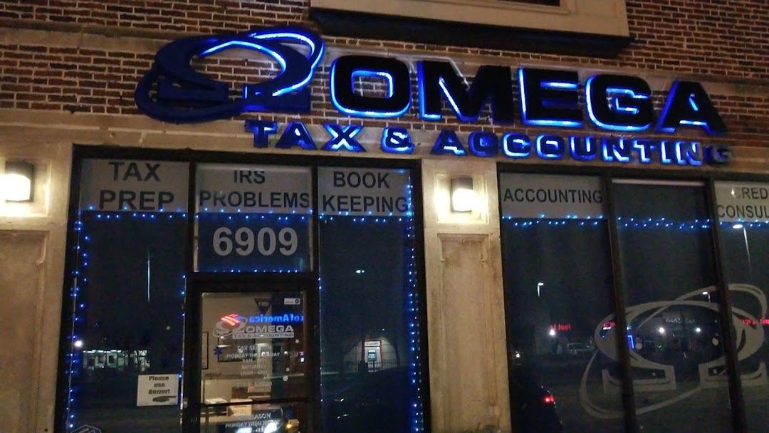 Omega Tax and Accounting, Inc.