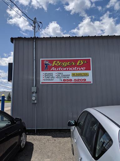 Atelier de réparation automobile Roger B's Automotive Inc à Moncton (NB) | AutoDir