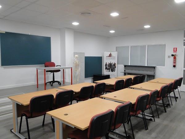 Centro De Enseñanzas Profesionales Y Tecnológicas
