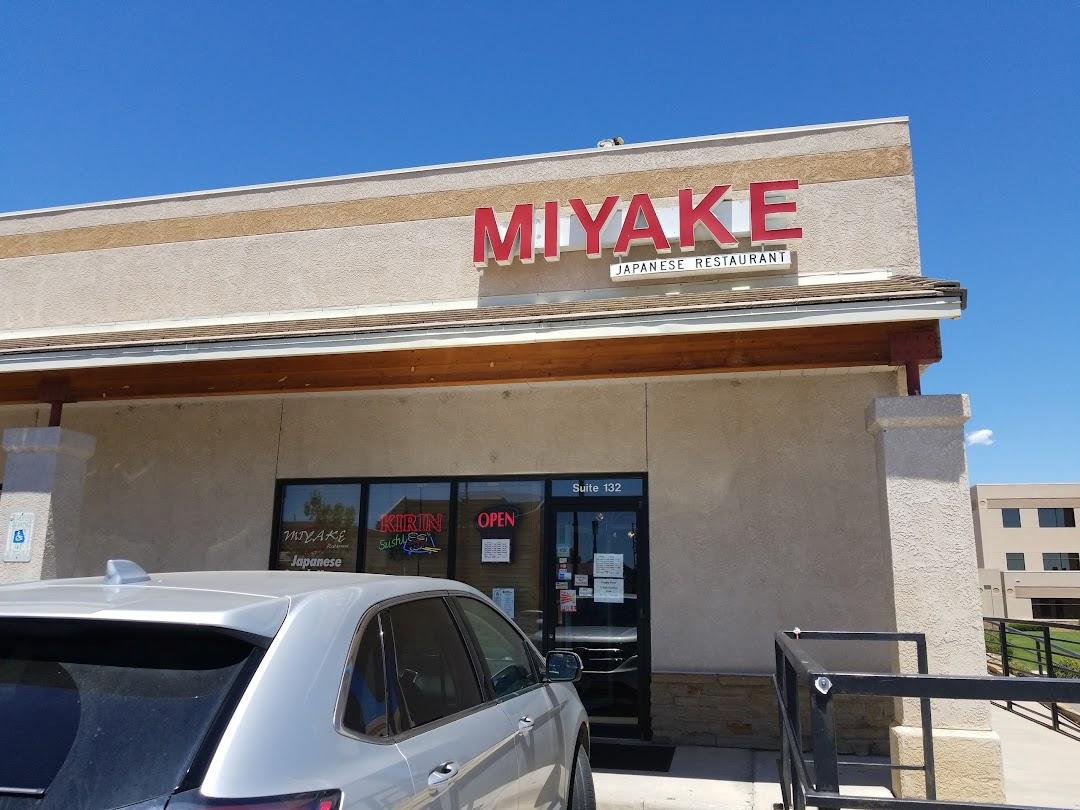 Miyake Japanese Restaurant In The City Pueblo
